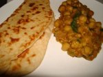 Indian chole and naan.jpg