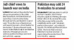 JuD chief vows to launch war on India.png